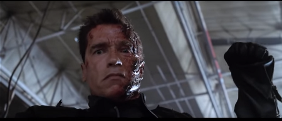 Terminator 3 - Rise of the Machines (YouTube Screenshot/bikram79)
