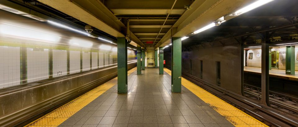 New York City - November 8, 2015: Union Square Station in the New York City Subway system. Felix Lipov (Shutterstock)