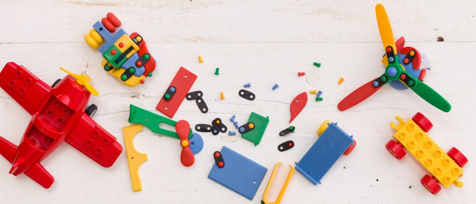 A toddler accidentally shot two children at daycare (Shutterstock)