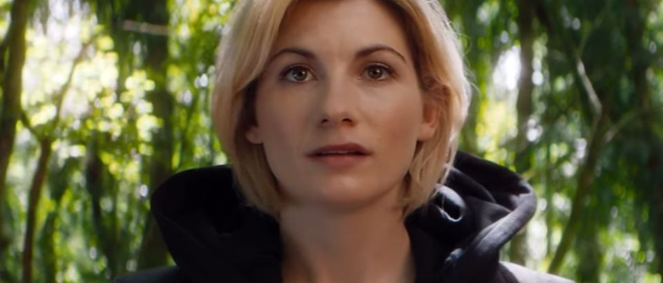 Doctor Who (Screenshot: YouTube)