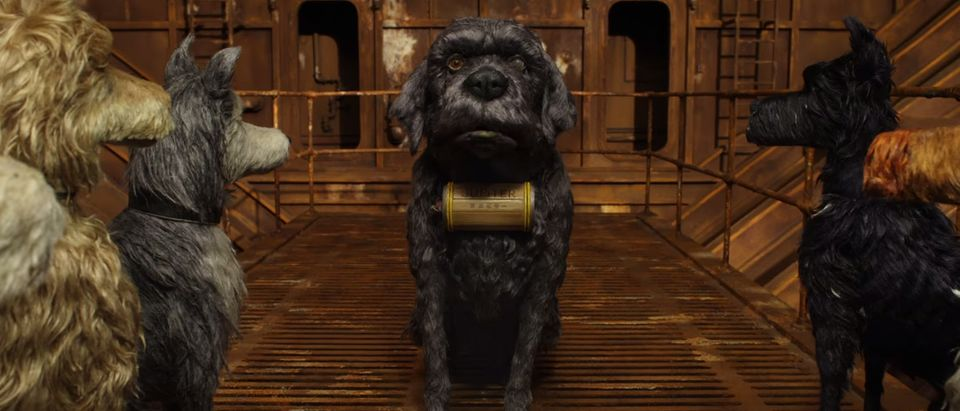 Wes Anderson's Isle of Dogs (Screenshot: YouTube)