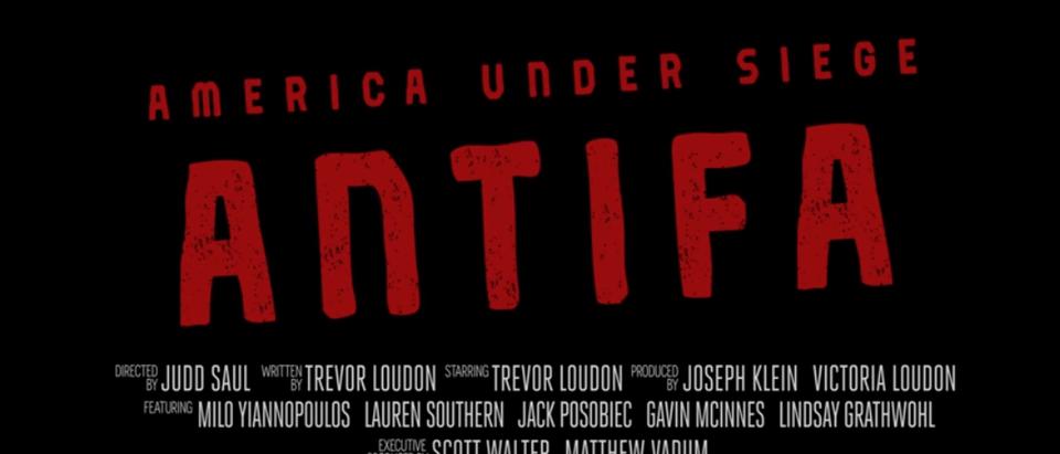 America Under Seige: Antifa