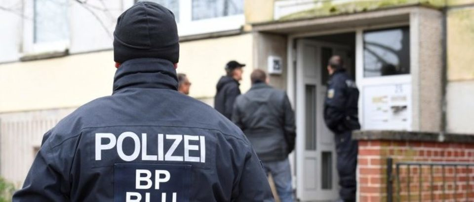 German police arrested a 19-year-old Syrian suspected of planning an Islamist-motivated bomb attack in Germany