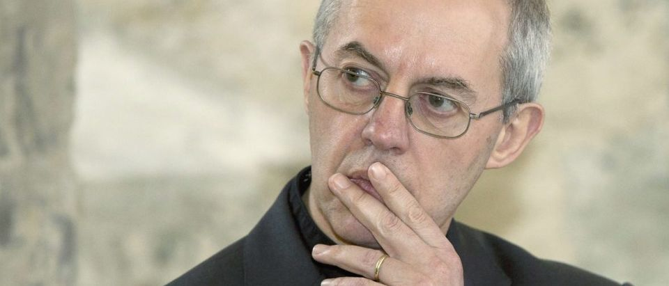 Archbishop Of Canterbury Justin Welby, Leader of the Anglican Communion