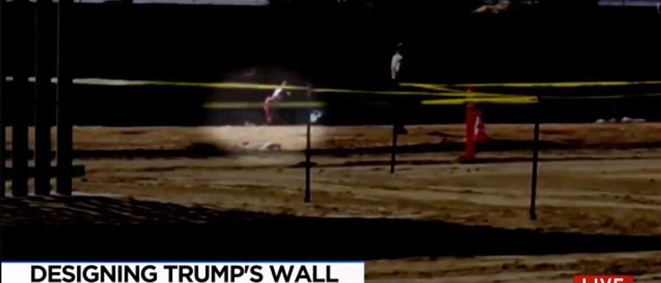 Border MSNBC screenshot