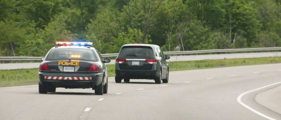 "An Iowa man gets in car chase with police becase it was on his ""bucket list."" (Shutterstock)"