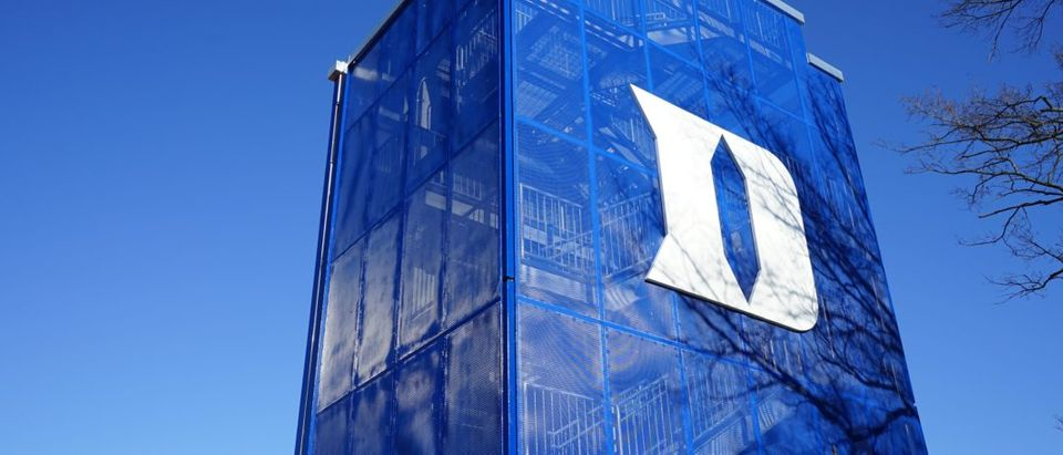 Duke University, one of the top private research universities in the US
