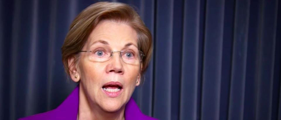 Elizabeth Warren shares #MeToo story