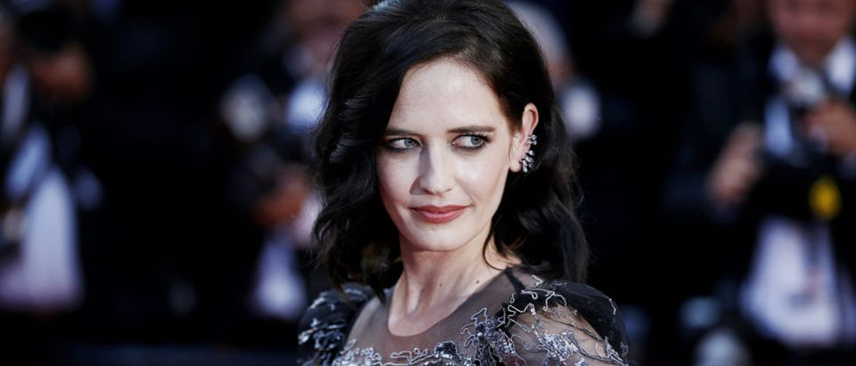 CANNES, FRANCE - MAY 27: Eva Green attends the 'Based On A True Story' premiere during the 70th Cannes Film Festival on May 27, 2017 in Cannes, France.(Shutterstock)