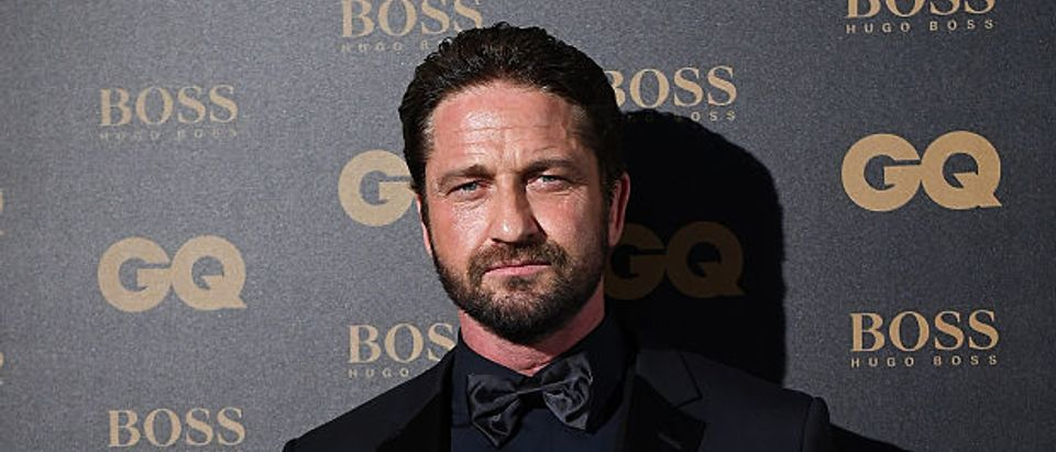 Actor Gerard Butler attends GQ Men Of The Year Awards at Musee d'Orsay on November 23, 2016 in Paris. (Photo by Pascal Le Segretain/Getty Images)