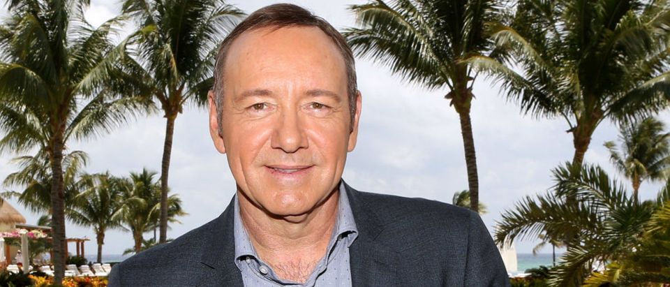 Actor Kevin Spacey Guest Of Honor At The 2014 Tianguis Turistico In Cancun, Mexico