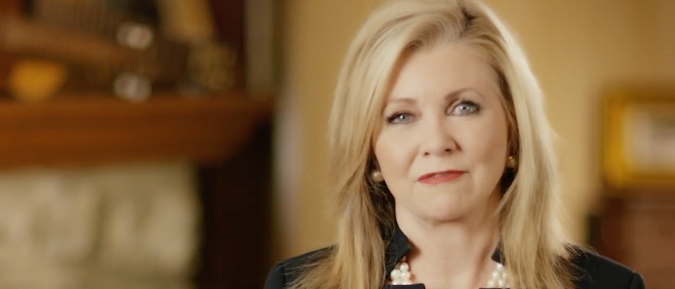 Marsha Blackburn campaign announcement