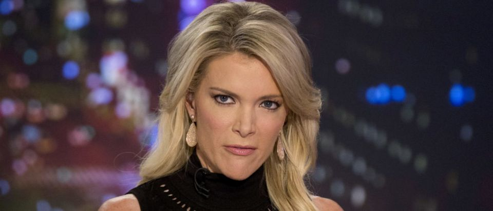 Host Megyn Kelly prepares for her Fox News Channel show 'The Kelly File' in New York September 23, 2015. Picture taken September 23, 2015. REUTERS/Brendan McDermid/File Photo (Reuters)