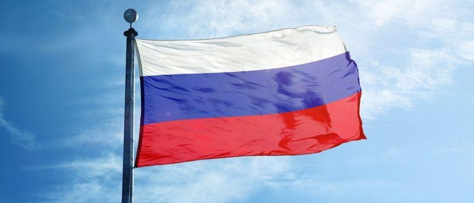 Russian Flag (shutterstock/ Creative Photo Corner)