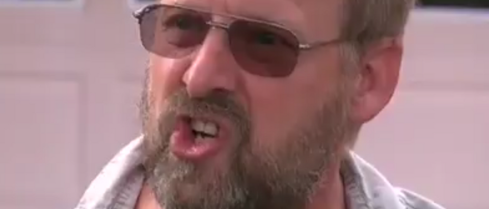 Steve Paddock's Brother Speaks To Reporters (Screengrab/CBS News)