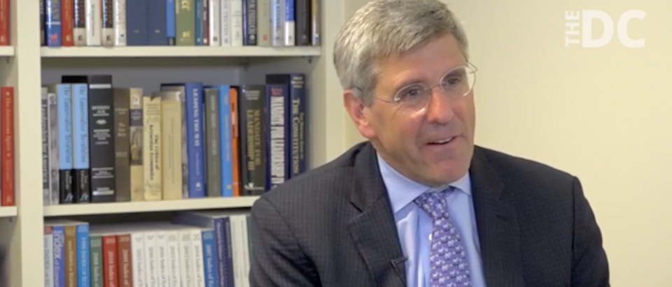 Stephen Moore on The Daily Caller Newsmakers (The Daily Caller)