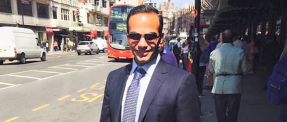 Former Trump campaign adviser George Papadopoulos (Youtube screen grab via LinkedIn)