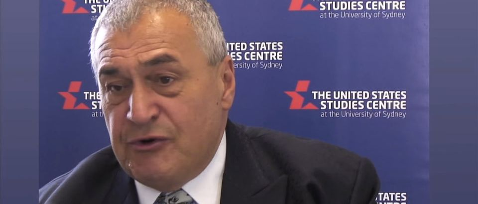 Tony Podesta Interview (Photo: Screenshot/United States Studies Centre/YouTube)