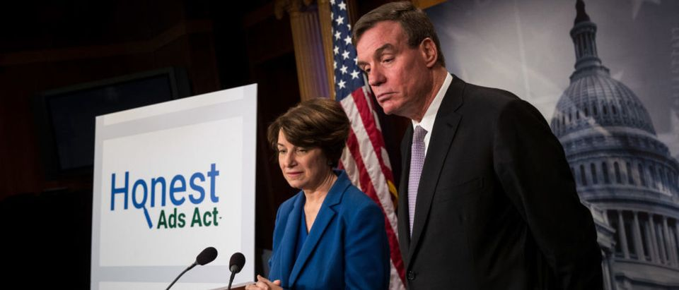 Democrats Announce Legislation To Prevent Foreign Interference In Elections