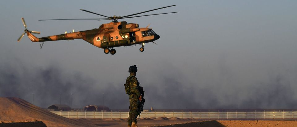 AFGHANISTAN-US-CONFLICT-TROOPS