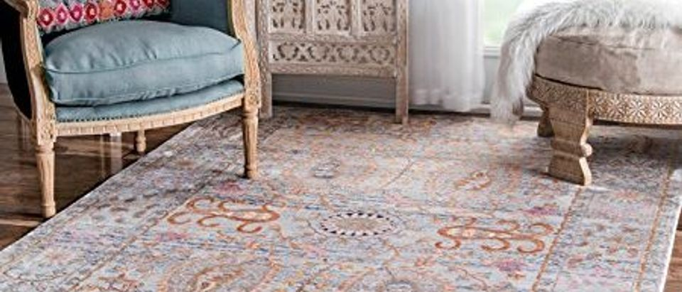 Normally $401, this rug is 29 percent off today (Photo via Amazon)