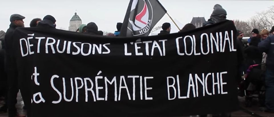 Antifa RT France Youtube Screenshot