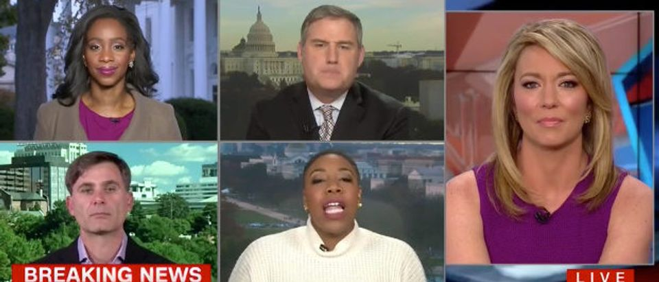 CNN Symone Sanders screenshot