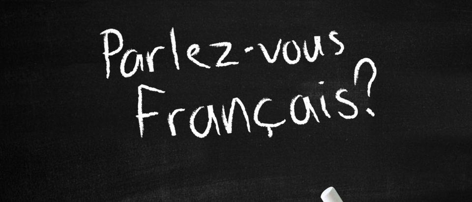 Parlez-vous francais Shutterstock/ Happy Stock Photo