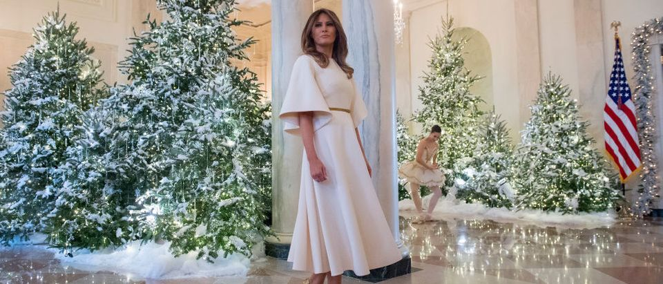 Melania Trump (Getty Images)SAUL LOEB/AFP/Getty Images