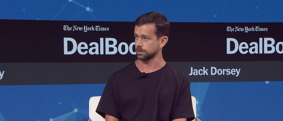 The New York Times edits Twitter CEO Jack Dorsey (Photo Credit: YouTube/The New York Times)