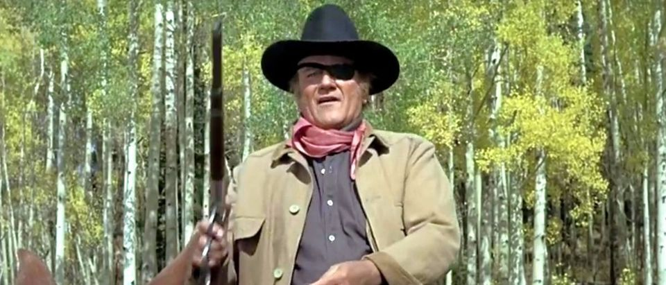John Wayne YouTube screenshot/Movieclips