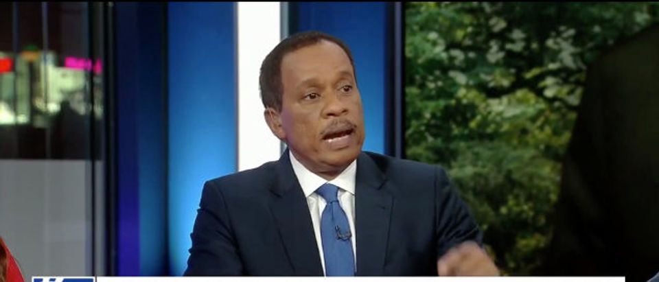 Juan Williams Fox News screenshot
