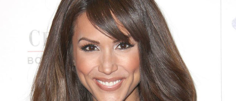 Leeann Tweeden attends the 27th Annual Cedars-Sinai Medical Center Sports Spectacular at the Hyatt Regency Century Plaza hotel on May 20, 2012 in Century City, California. (Photo by Frederick M. Brown/Getty Images)