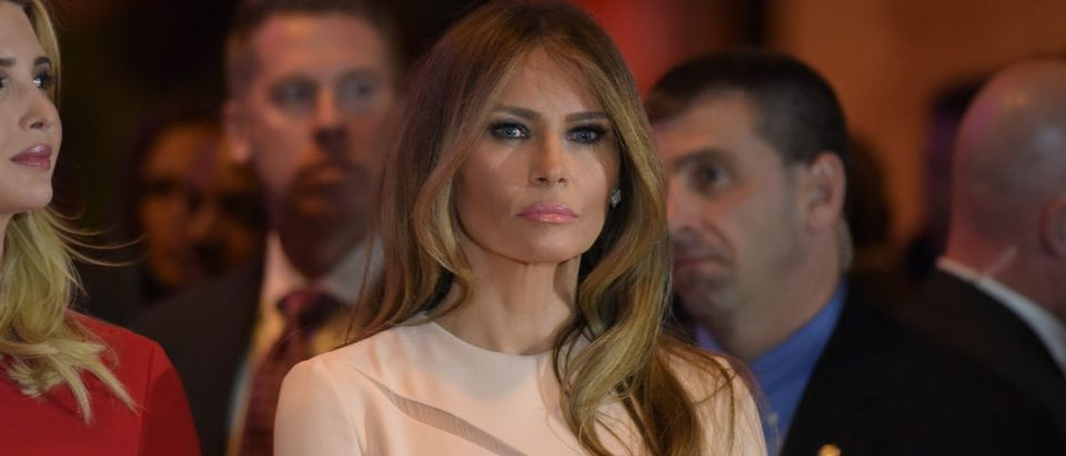Melania Trump will have an all-female police squad