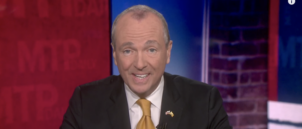 New Jersey Democrat candidate for governor Phil Murphy