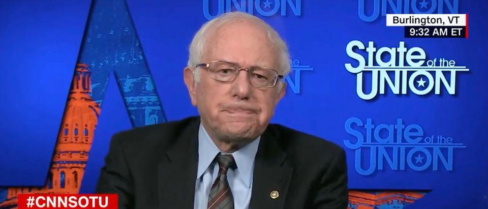 Bernie Sanders CNN Screen Shot 2017-11-20