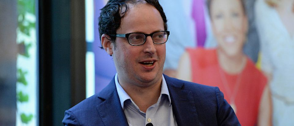 NEW YORK, NY - SEPTEMBER 28: Statistician, Author and Founder of FiveThirtyEight Nate Silver speaks onstage at the ABC Leadership Breakfast panel during Advertising Week 2015 AWXII at the Bryant Park Grill on September 28, 2015 in New York City. (Photo by Slaven Vlasic/Getty Images for AWXII)
