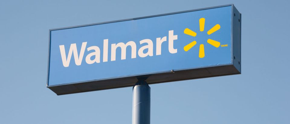 Suspected Walmart shooter arrested kevin brine (Shutterstock)