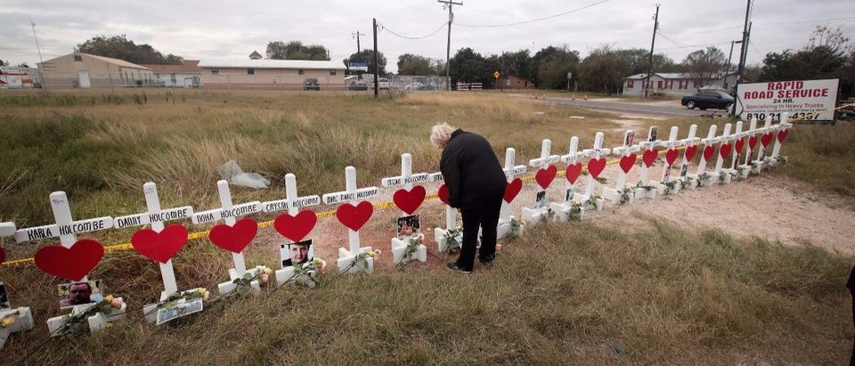 Sutherland Springs Getty Images Scott Olson