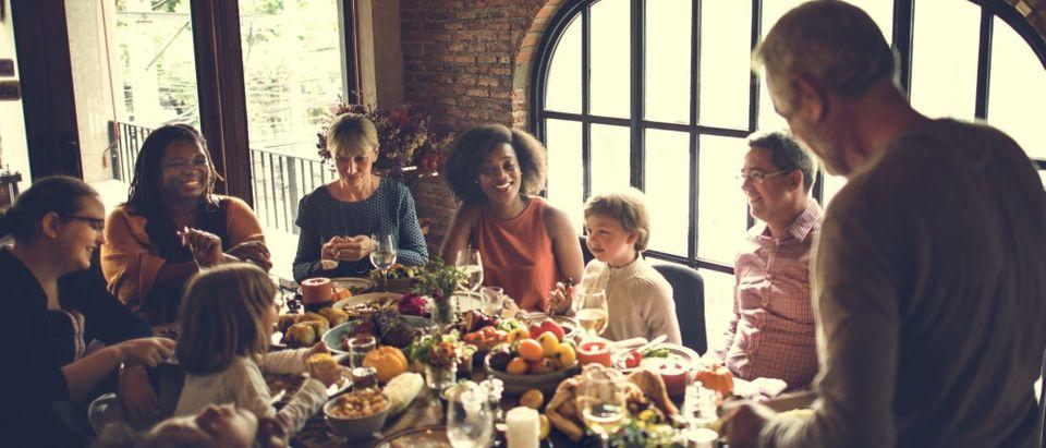 Thanksgiving Dinner (Photo: Shutterstock)