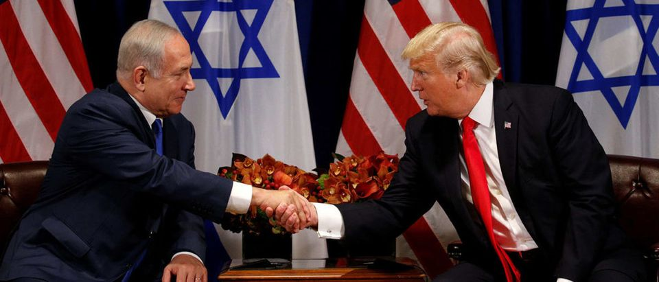 Trump meets with Netanyahu in New York