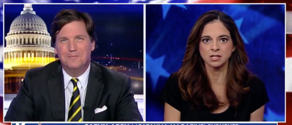Tucker C Fox News screenshot