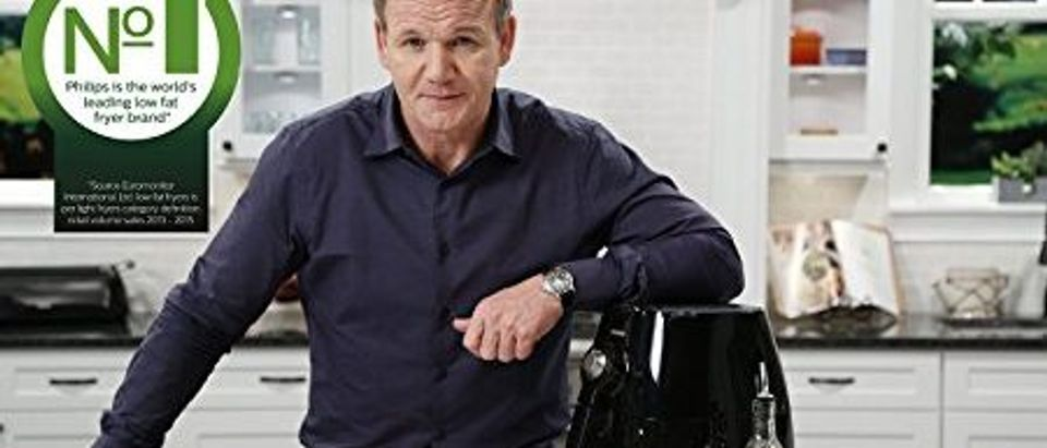 Gordon Ramsay approves (Photo via Amazon)