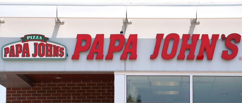 The Papa John's store in Westminster, Colorado, U.S. August 1, 2017. REUTERS/Rick Wilking