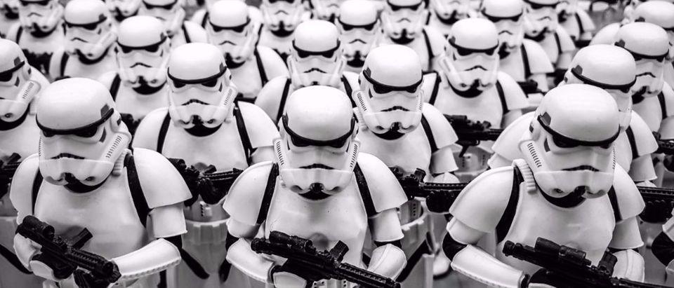 stormtroopers Shutterstock/Akkharat Jarusilawong