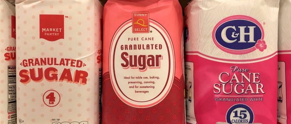 sugar Shutterstock/Sheila Fitzgerald