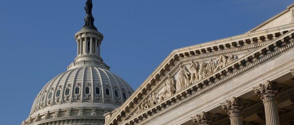 FILE PHOTO: The U.S. Capitol Dome building in Washington
