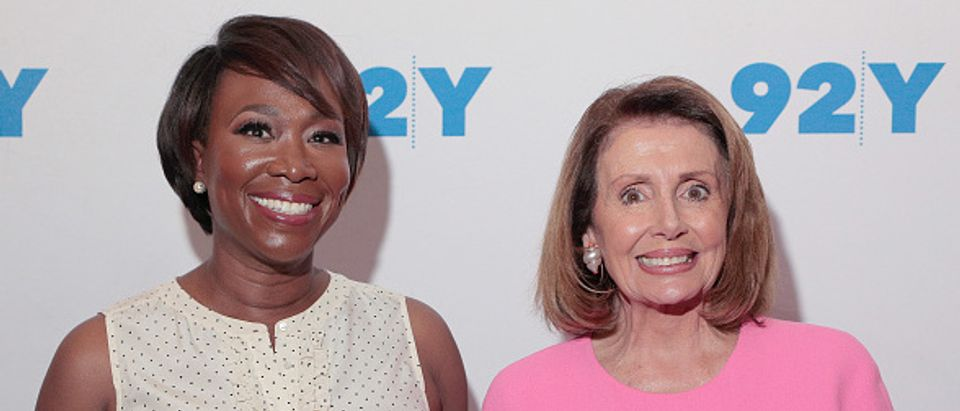 House Democratic Leader Nancy Pelosi In Conversation With Joy-Ann Reid