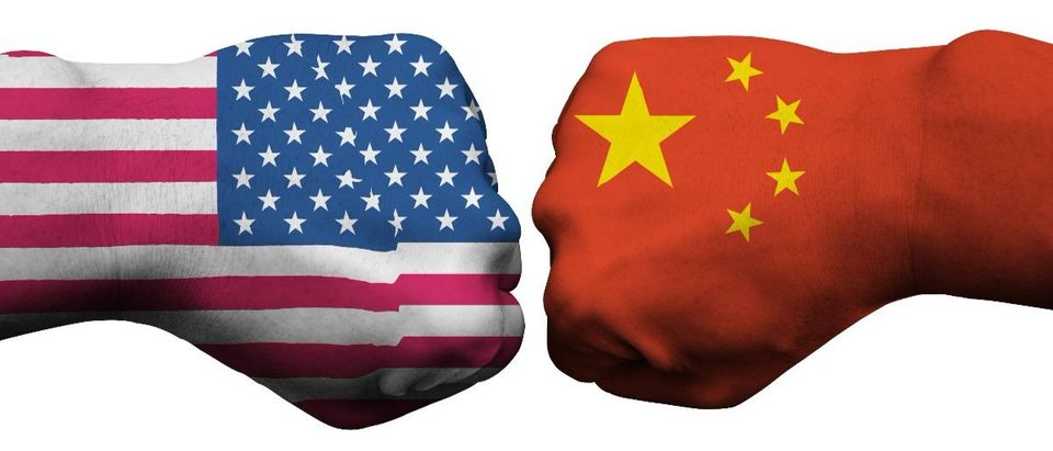 China USA concept Shutterstock/NothingIsEverything