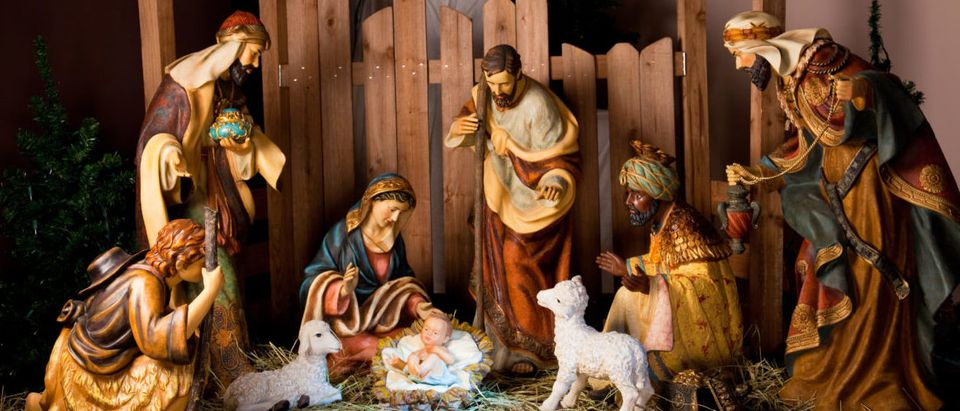 Christmas Nativity (shutterstock/ PixelDarkroom)